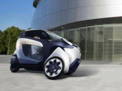 Новый электрокар Toyоta i-Road уже готов пойти в серийное производство