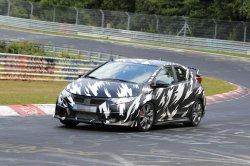 Стали известны новости об автомобиле Honda Civic Type-R