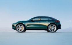 Инженеры Porsche приступили к тестированию Macan