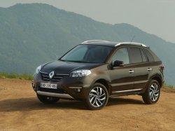 Renault Koleos теперь продается в России после обновления