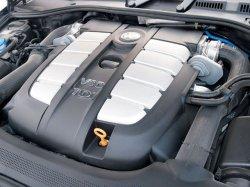 Корпорация Volkswagen модернизирует свой V10 двигатель