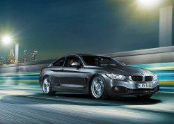 Ожидается BMW 4 серии с гибридной силовой установкой