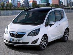 Новая модель Meriva теперь с новым дизельным мотором
