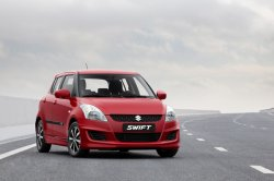 Suzuki Swift. Золотая серединка