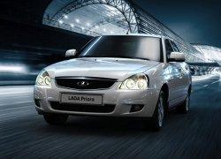 Рассекречена новая Lada Priora