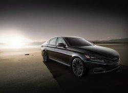 Рассекречен новый Hyundai Genesis