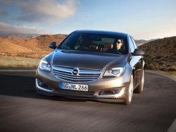 Названа стоимость обновленного автомобиля Opel Insignia