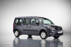 Mercedes-Benz рассекретил свой коммерческий минивэн