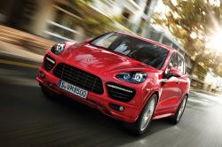 Автомобиль Porsche Macan оснастят светодиодными фарами