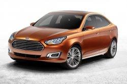 Ford запантетовал новое авто!