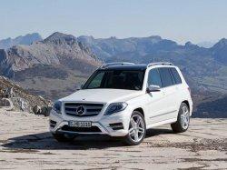 В гамме Mercedes-Benz GLK появился новый мотор