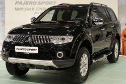 Растут показатели продаж Mitsubishi на российском рынке
