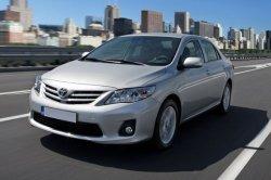 Отзыв некоторых моделей Toyota, в которых был обнаружен дефект