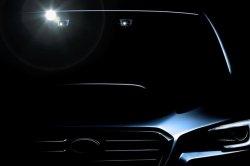 Скоро будет представлен концепт нового Subaru Legacy