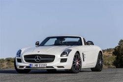 Прощание с одним из самых мощных авто Mercedes-Benz