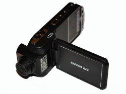 Автомобильный видеорегистратор Каркам QX2 – прекрасное решение для тех, кто ...