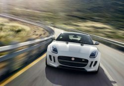 Jaguar F-Type R Coupe получит новый сверхмощный мотор