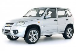 Chevrolet Niva получит импортный двигатель