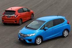 Лучшим автомобилем года в Японии стала Honda Jazz