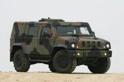 Специальные авто для российских спецназовцев