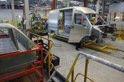 На ЗИЛе начнется серийное производство микроавтобусов