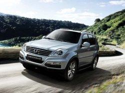 Ssangyong Rexton — стоит ли покупать обновленную версию машины?