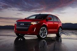 Объявлена российская стоимость автомобиля Ford Edge