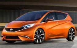 Новый хэтчбек от Nissan