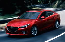 Японцы покажут газовую версию Mazda3