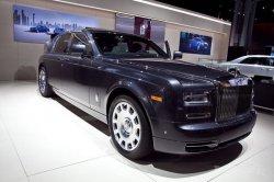 Rolls-Royce создал Celestial Phantom с бриллиантами