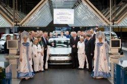 Компания Volkswagen выпустила в России свой 700-тысячный автомобиль