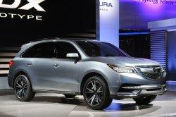 Acura MDX для России