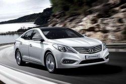 Hyundai скоро начнет в Корее продавать свой гибридный седан Grandeur