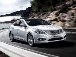 Hyundai начинает продажи седана Grandeur в Корее