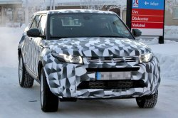 Шпионам удалось снять на фото тестовую версию Land Rover Freelander