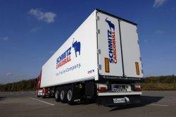 Цены на полуприцепы Schmitz Cargobull повысились