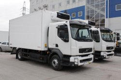 Volvo FL 4х2 начали продавать в России