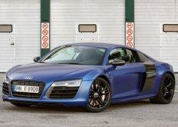 Audi R8 нового поколения «похудеет»
