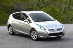 В России Toyota отзовет 60 автомобилей Prius