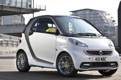 Автомобили smart теперь и в России