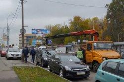 Ужесточение правил эвакуации автомобилей в регионах