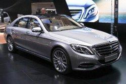 Mercedes S600 презентовали в Детройте