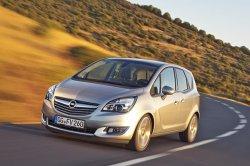Opel Meriva 2014 года представлен официально