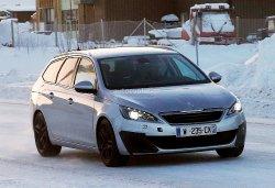 Новая версия Peugeot 308