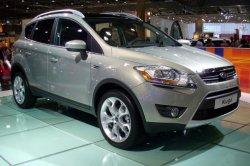 Ford Kuga получит новые двигатели и дополнительные модификации