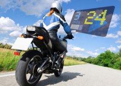Приставка к мотошлему Ride:HUD – почувствуй себя спецагентом