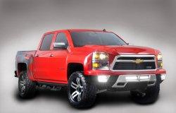 Chevrolet Silverado получил версию Reaper