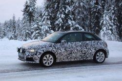 Audi S1 представят в Женеве