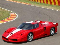 Автомобиль Ferrari SP FXX выпущен в единственном экземпляре