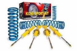 Амортизаторы Koni – сделано в Голландии!